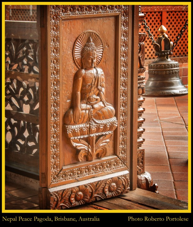 Nepal Peace Pagoda